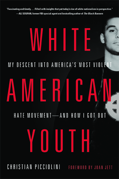 Christian Picciolini reads from White American Youth: My Descent into  America's Most Violent Hate Movement—and How I Got Out (Hachette Books,  2017) – Calandra Italian American Institute